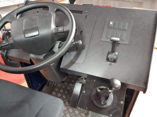 simulador de camión y autobús alquiler