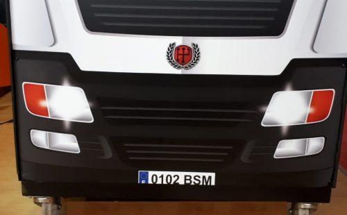 Alquiler de simulador de autobús y camión
